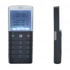 телефон x5 transparent в dealextreme