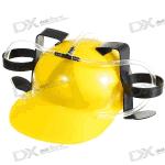 пивная шапка (жёлтая) на dealextreme com